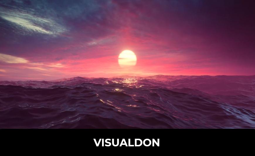 VISUALDON Momentary Feeling