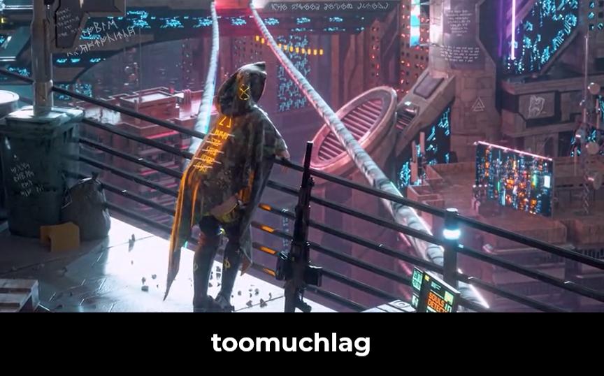 Antebellum - toomuchlag